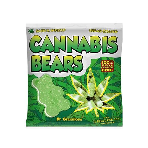 bonbon cannabis bear