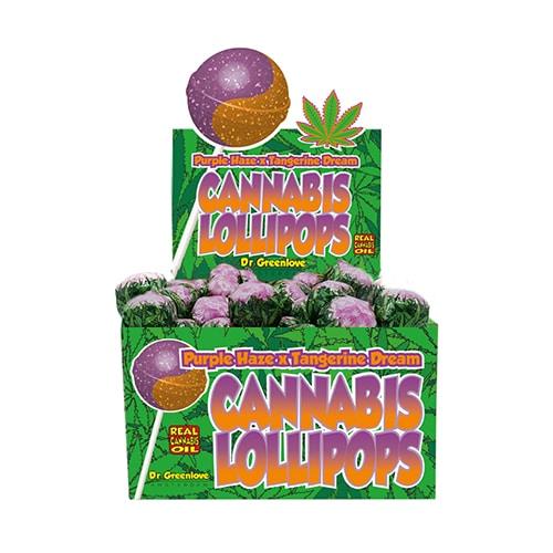 sucette cbd purple haze tangerine dream